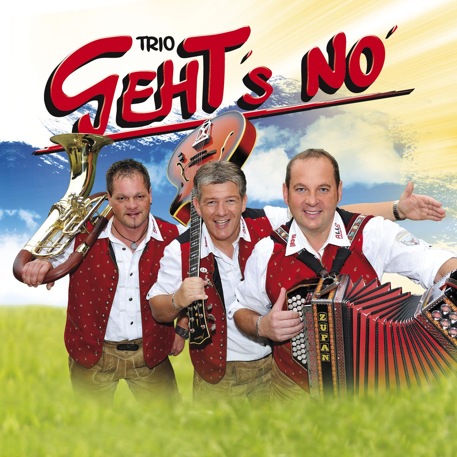 Trio Gehts no