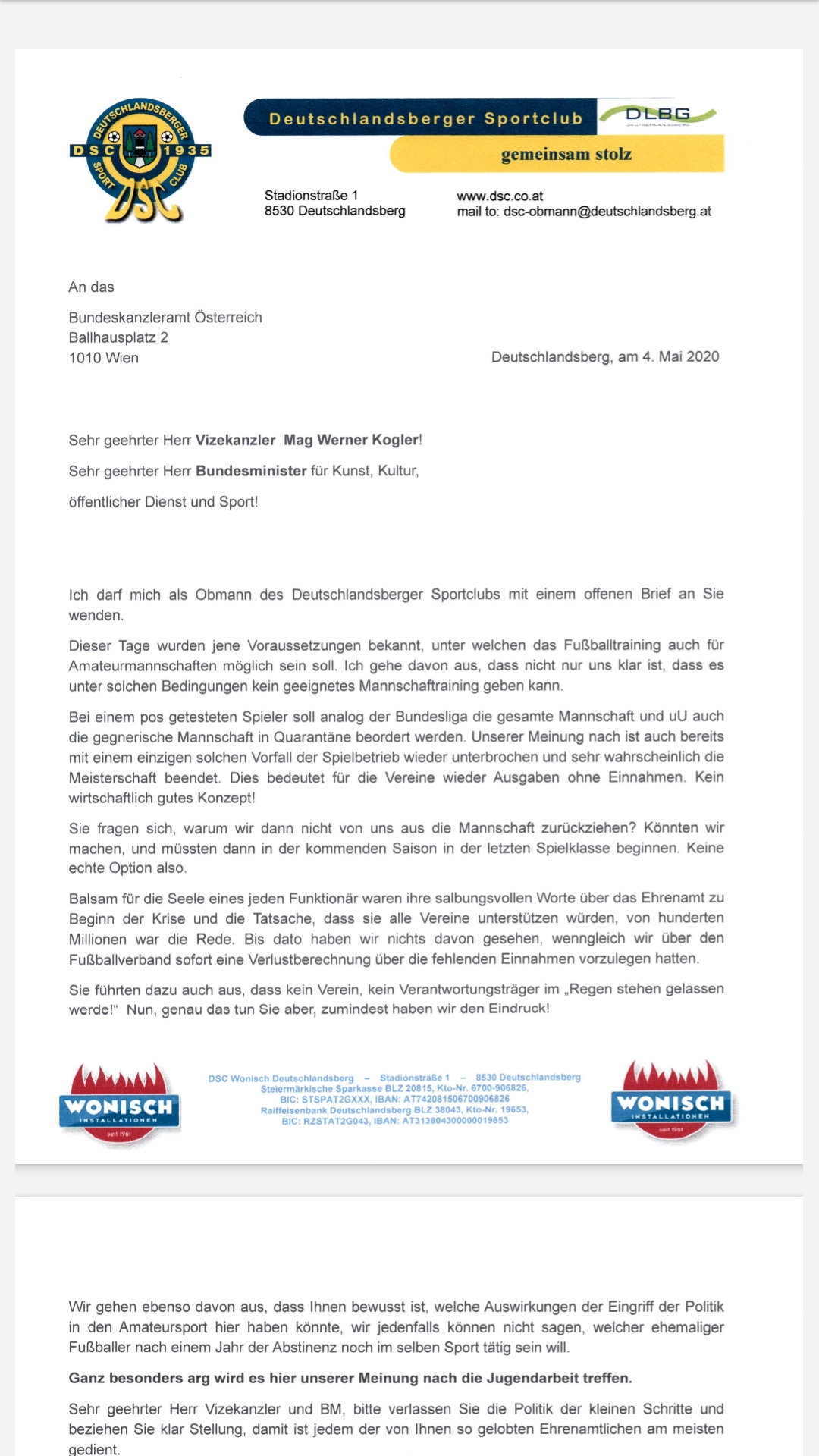 Offener Brief1